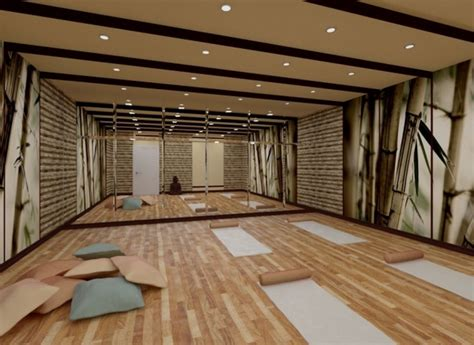 Design Home Yoga Studio : How To Create Your Peaceful Corner At Home?