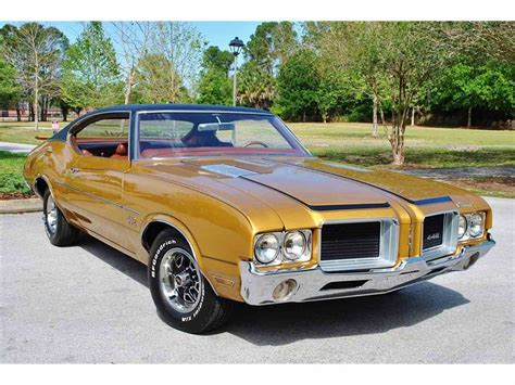 1971 Oldsmobile 442 for Sale | ClassicCars.com | CC-971883