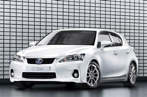 2012 Lexus Ct200h by 2012 Lexus Ct 200h Information And Photos Zombiedrive
