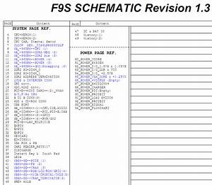 Laptop Asus F9s Schematic Diagram  U2013 Laptop Schematic