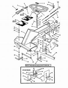 Front End  Steering Diagram  U0026 Parts List For Model