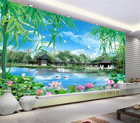 3d Wallpaper Scenery by Customize Wallpaper Papel De Parede Hd Beautiful Scenery