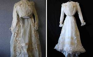 Photo gallery of vintage wedding gown restorations for Vintage wedding dress restoration