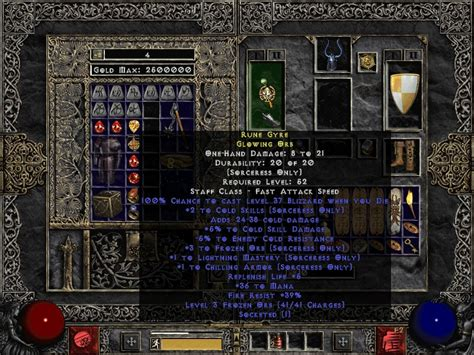 Found This Gem For My Frozen Orb Sorc. Overall Most Damage