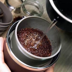 Kaffee Dauerfilter Edelstahl : cafflano klassik all in one kaffeebereiter schwarz ~ Orissabook.com Haus und Dekorationen