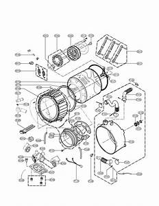 Kenmore Elite He3 Washer Parts Manual