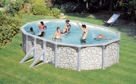Aufstellpools  Infos Zu Pools Zum Aufbauen Von Hornbach