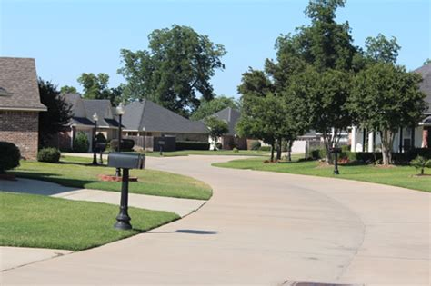 plantation trace garden homes subdivision neighborhood