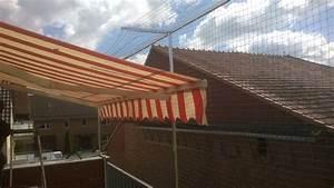 Markise balkon ohne bohren das beste aus wohndesign und for Markise balkon mit tapete petrol barock