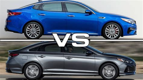 Kia Optima 2020 by 2020 Kia Optima Vs 2020 Hyundai Sonata Greene Csb