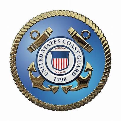 Coast Guard Emblem Face Transparent Averbukh Serge