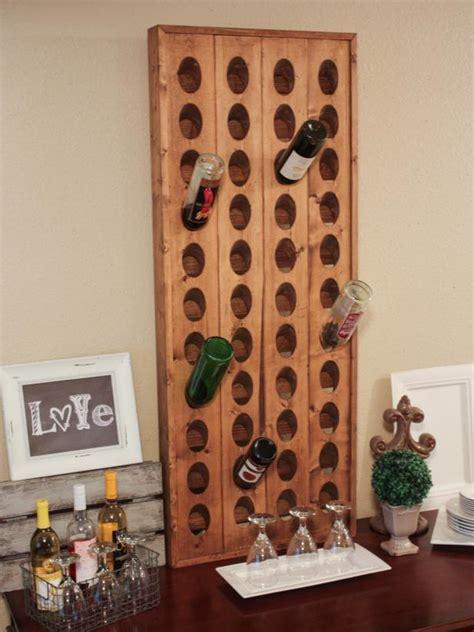 creative wine racks  wine storage ideas hgtv