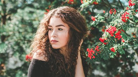 images tree person people girl woman flower