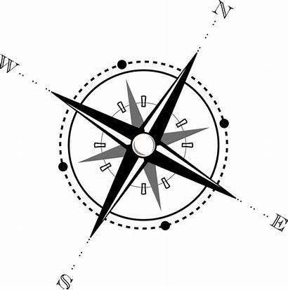 Compass Clip Clipart Pirate Rose Nautical Flag