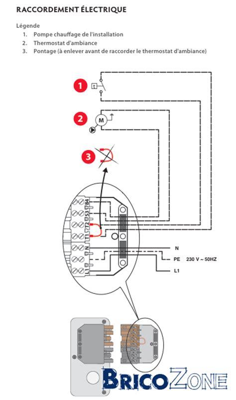 Schema Cablage Thermostat Nest