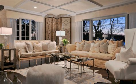 Modern Home Design Ultra Luxe, Super Glamorous Spaces