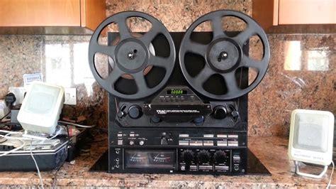 Teac X2000 Euro Reel To Reel Tape Player Recorder Basic