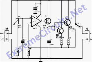 Elektronik Diagram And Service Manual  In Vehicle Voltage Regulator