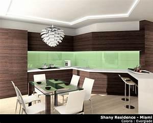 Revêtement Mural Cuisine : revetement mural cuisine ~ Farleysfitness.com Idées de Décoration