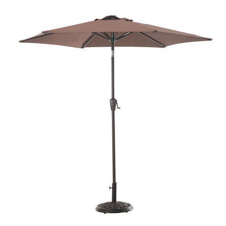 sunjoy sunbrella fabric umbrella walmart ca