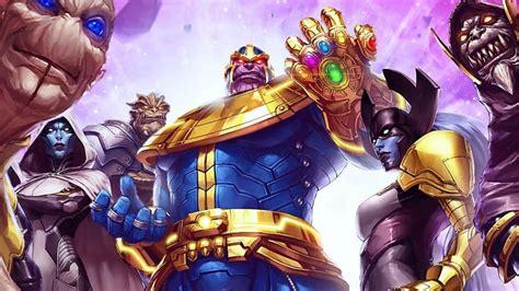 avengers infinity war les enfants de thanos doubles