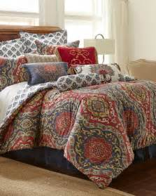 exclusively ours tapestry fall 5 piece comforter set bedding collections nina cbell home