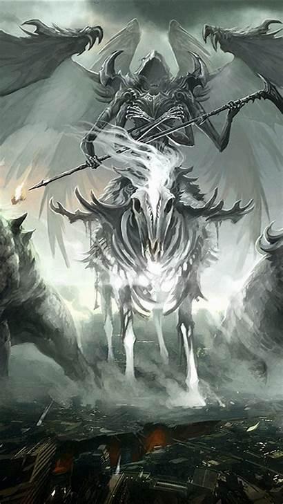 Reaper Grim Desktop Wallpapers Backgrounds Computer