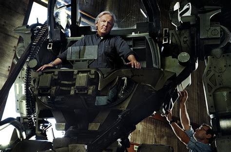 Master of the universe: James Cameron reinvents cinema as