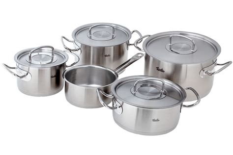 Fissler Profi Collection Pfanne by Fissler Original Profi Collection Pan Set 5