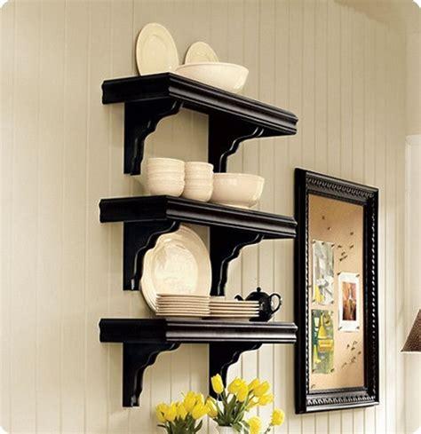cafe shelves   long wall
