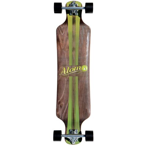 Atom Drop Deck Longboard 39 Inch by Atom 39 Quot Micro Drop Maxtrack
