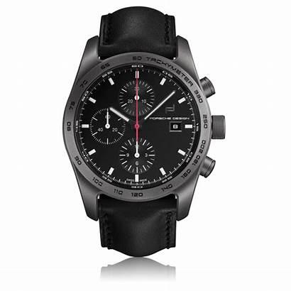 Porsche Chronograph Titanium Edition Limited Gulf Montre