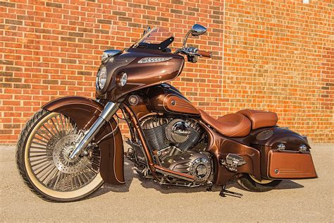 Check Out These Custom Indian Chieftain Bikes Part Of