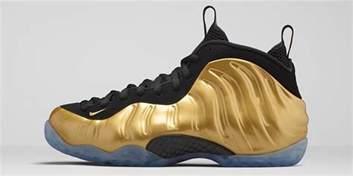 new phone posits shoes nike air foosite one metallic gold 2015