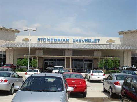 Stonebriar Chevrolet  Frisco, Tx 75035 Car Dealership