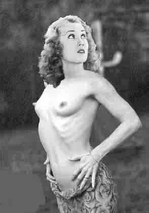 Ruby Fay Wray  nackt