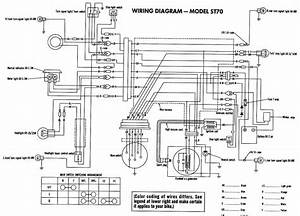 Simple Motorcycle Turn Signal Wiring Diagram
