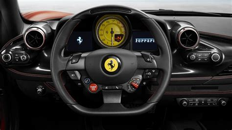 ferrari  tributo  interior  wallpapers hd