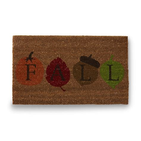 Autumn Doormat by Coir Doormat Fall Home Home Decor Rugs