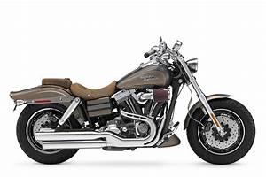 Harley Davidson Cvo Fat Bob - 2009  2010
