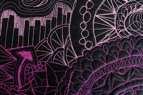 Graffiti Quilting : Graffiti Quilting Workshop With Karlee Porter