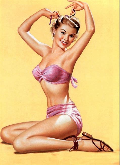 SEXY PIN UP GIRL Page