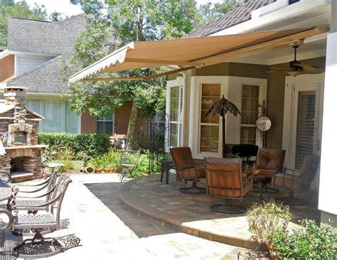 sunesta retractable patio awning innovative openings
