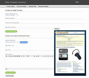 ebay template generator link to file With free ebay templates builder