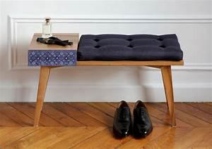 banquette idee entree tutte le immagini per la With console avec tiroir meuble entree 16 meuble dentree meubles bouchiquet