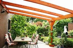 Eine 5 x 4 50m xxl holz terrassen berdachung http www for Terrassenüberdachung holz 6x4