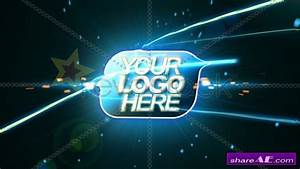 logo animation 2 after effects project revostock With revostock after effects templates free download