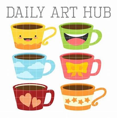 Coffee Cup Mug Clipart Mugs Clip Formal