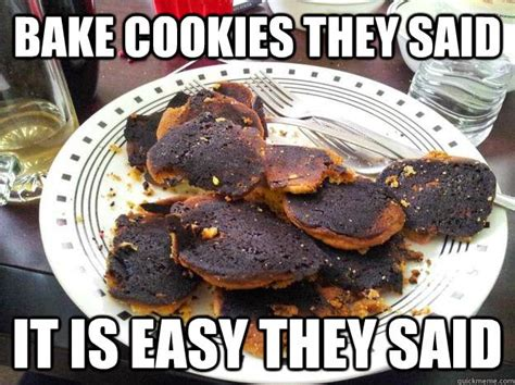 Baking Meme - speak of the devil how does a one handed man applaud