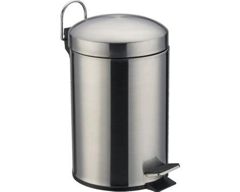 Treteimer 3 Liter Edelstahl Bei Hornbach Kaufen